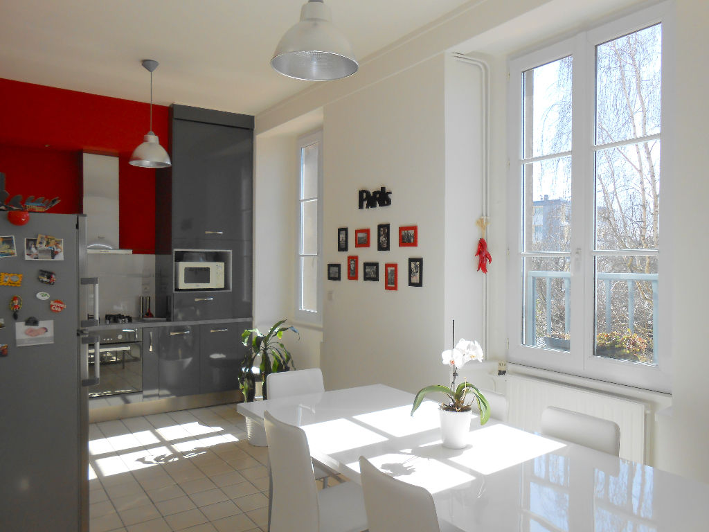 Appartement saint herblain bourg immobilier nantes for Garage st herblain bourg