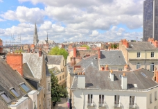 NANTES A VENDRE APPARTEMENT CATHEDRALE T3 - Photo 1