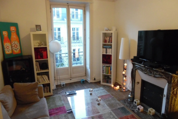 Appartement Nantes T4 Centre-ville - Photo