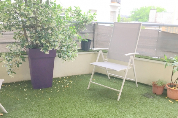 A vendre Saint Donatien, appartement T2 balcon ascenseur parking - Photo