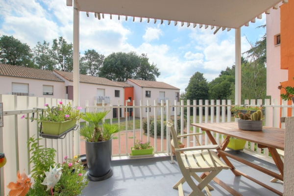 Nantes Sevres a vendre Appartement T4 terrasse et parking - Photo
