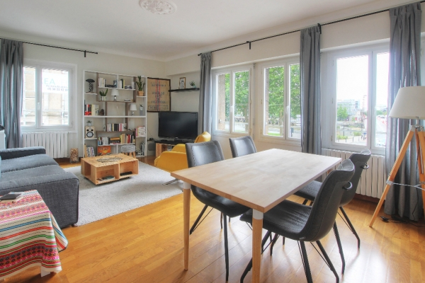 Appartement Nantes à vendre T2 Quai de la Fosse - Photo