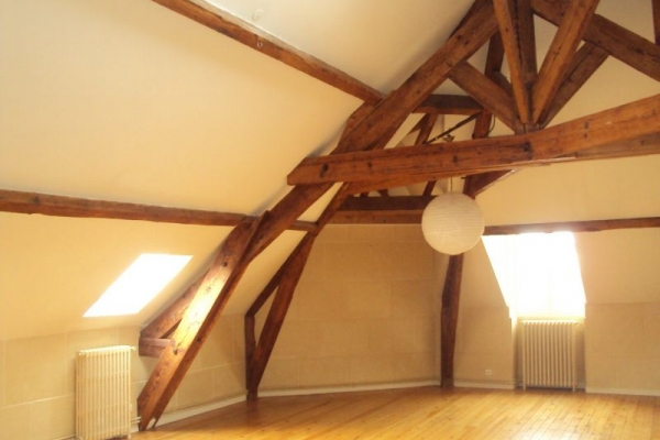 NANTES A VENDRE APPARTEMENT CATHEDRALE T4 - Photo