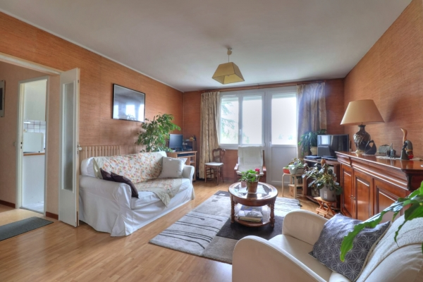 A Vendre Appartement Saint Herblain T4 2 chambres - Photo