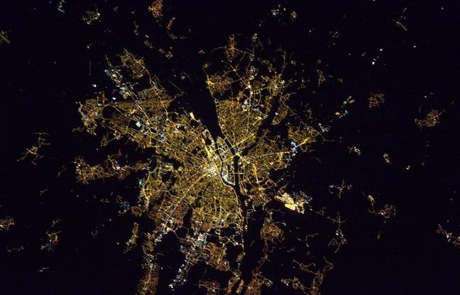Après Montpellier, Bordeaux ou Marseille c'est au tour de Nantes de recevoir les honneurs de l'astronaute Thomas Pesquet.