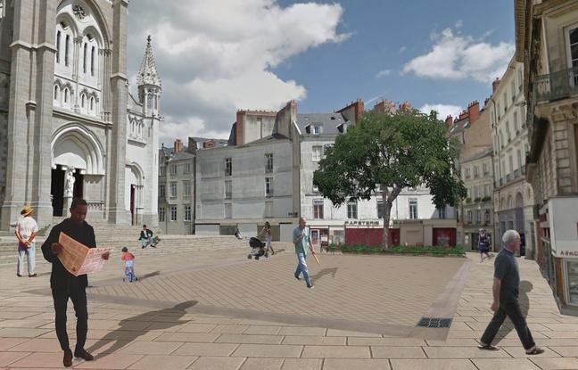 Elle pourrait devenir l'une des plus belles places du centre-ville nantais. Neuf ans après la transformation de la place Royale