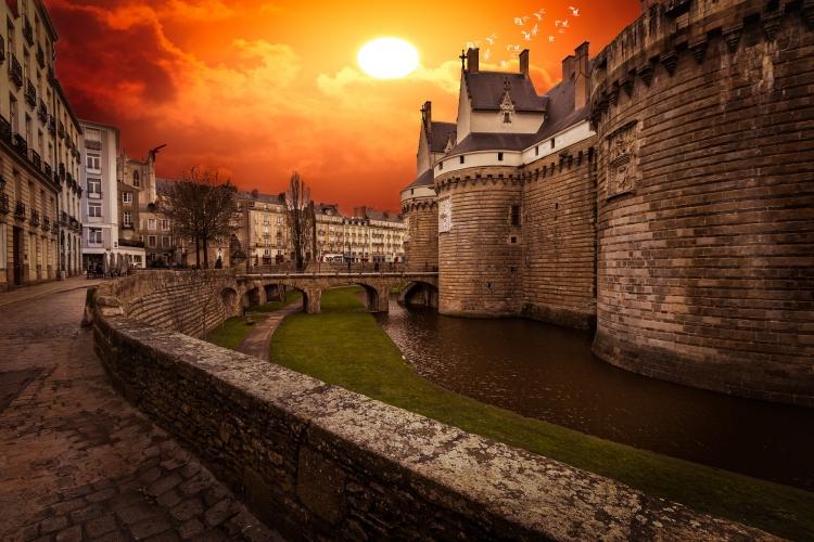 Nantes chateau