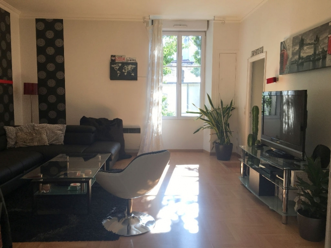 A Vendre appartement Nantes T2 - Photo 1