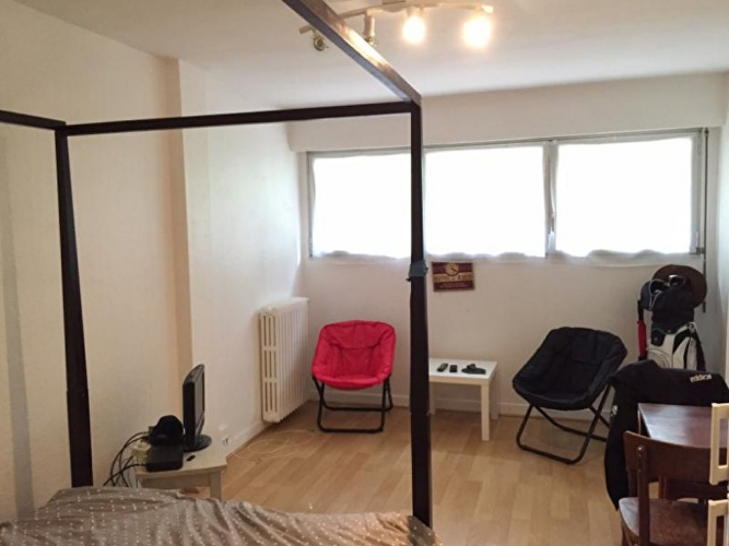Nantes à vendre Studio investisseur - Photo 1