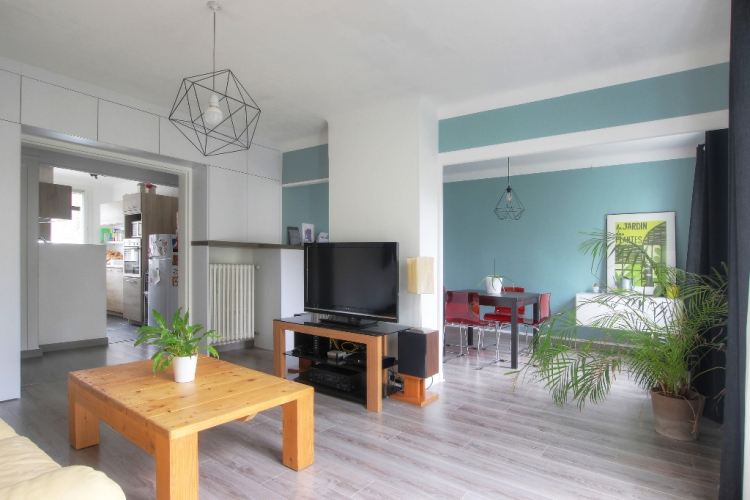 Appartement Nantes T3 PROCE - Photo 1