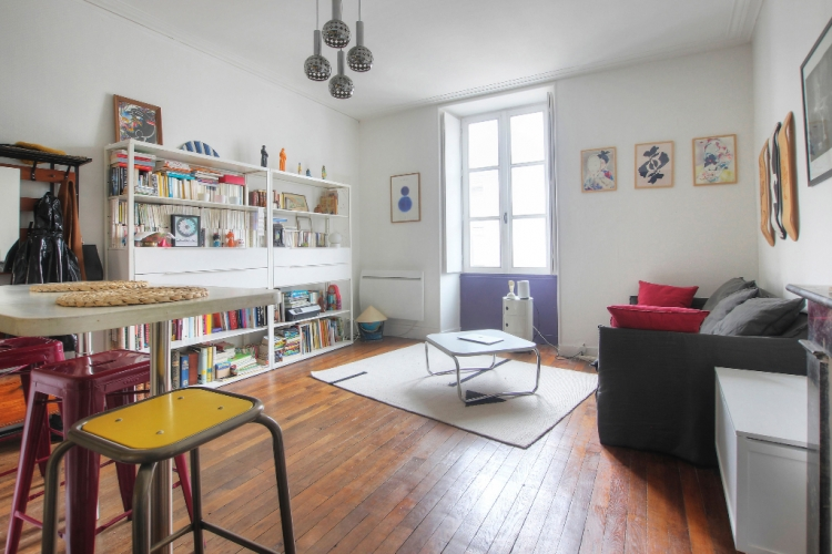 Appartement T2 Nantes Chateau/jardin des Plantes - Photo 1