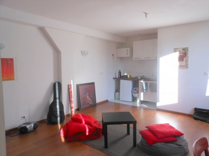 NANTES, A VENDRE APPARTEMENT T2 QUAI DE LA FOSSE - Photo 1