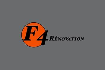 Logo de F4 Rénovation