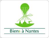 Logo de Le Cabinet Immobilier Biens à Nantes